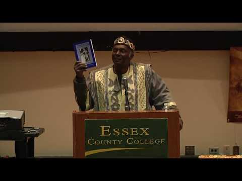 Dr. Leonard Jeffries Essex County College Africana Institute 2014