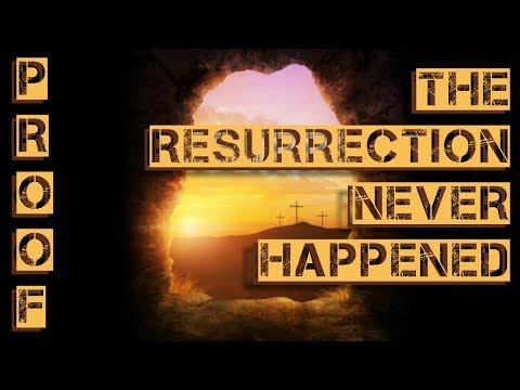 *PROOF* The Resurrection NEVER Happened… Ray Hagins Needs No Help Exposing Christianity