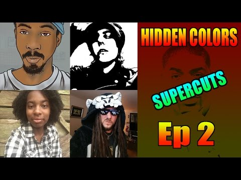 Hidden Colors SuperCut 2 – #Lutes4Africa