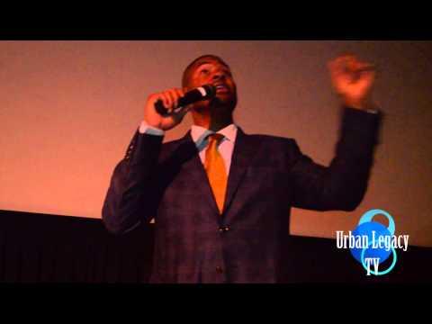 Hidden Colors 2 Screening in Buffalo, NY featuring Tariq Nasheed – November 1, 2013.