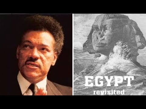 Dr. Ivan van Sertima Speaks on Ancient Black Egypt