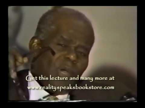 Dr  John Henrik Clarke  Christianity Before Christ in Africa