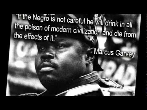 """Back To Africa"" Tribute to Marcus Garvey"