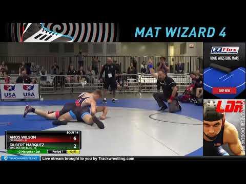 Mat 7 182 Amos Wilson Colorado Vs Gilbert Marquez Washington Blue