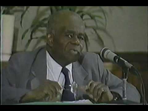 4 – The Booker T. Washington Era – Dr. John Henrik Clarke