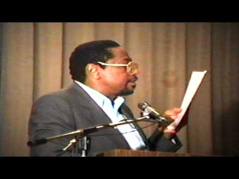 12 – Death At An Early Age – Dr. Amos Wilson