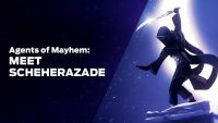 Agents of Mayhem: Meet Scheherazade Highlights