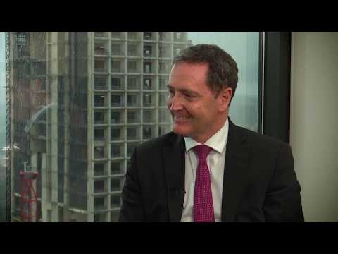 The Blackstone Group's Tony James, sat down with ASFA CEO, Dr Martin Fahy. Part 2.
