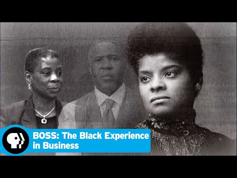 Official Preview | Boss: The Black Experience in Business | PBS