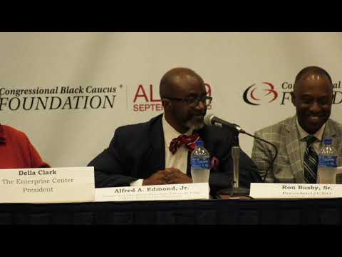 Nation Building Through the Black Business Community: The Next 50 Years – ALC '19