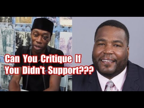 Doggie Diamonds Said You Can't Critique Umar Johnson And Brother Polight If You Never Supported