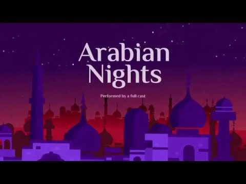 Arabian Nights – An Original Drama