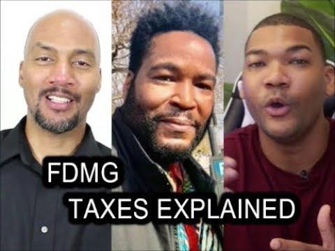 "(11-18-2019) DR UMAR: FDMG HAS BEEN SABOTAGED ""OWED TAXES EXPLAINED"""""