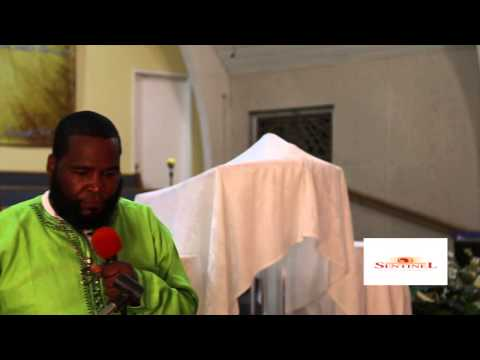 DR. UMAR JOHNSON LECTURE ON MARCUS GARVEY PT. 4