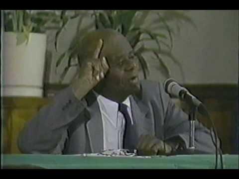 6 – The Booker T. Washington Era – Dr. John Henrik Clarke