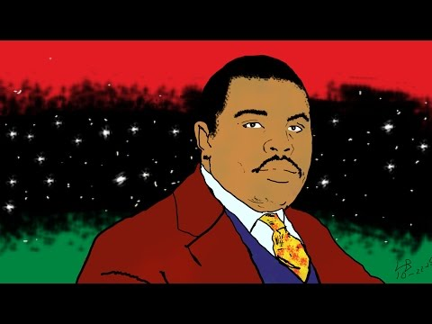 Marcus Garvey – Freestyle Art – Understand Yourselves