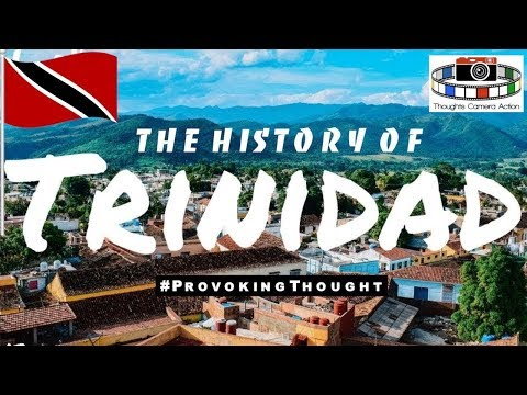 🇹🇹THE HISTORY OF TRINIDAD: COLONIALISM TO KWAME TURE (AKA STOKELY CARMICHAEL) #LESTWEFORGET🌺
