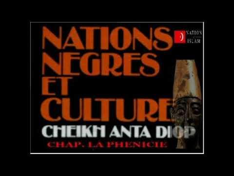 La Phenicie d'après Cheikh Anta Diop