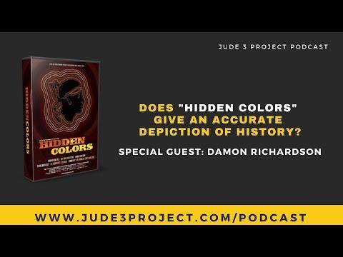 Hidden Colors | Damon Richardson