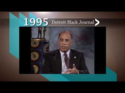 1995 Detroit Black Journal Interview: Dr Claud Anderson