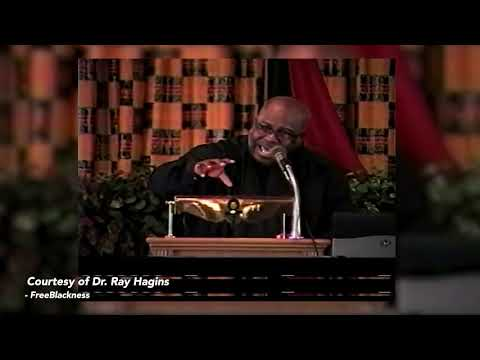Dr. Ray Hagins – Deconstruction of The Biblical Psychosis