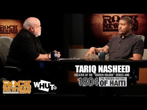 Tariq Nasheed on The Rock Newman Show