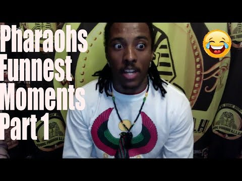 Young Pharoah's Funniest Moments On Nature boy Part 1